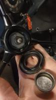 1947 kdf style horn button parts