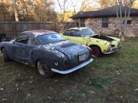 Two Ghias to make one