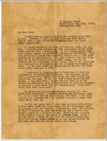 My dads letter to the VW factory from 1957