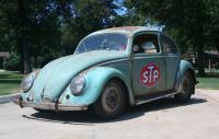 ... Was Jim's 1950 Bug...