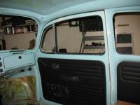 Euro spec interior conversion of 71 US spec bug