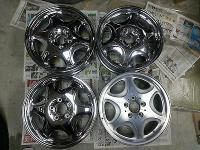 S class merc wheel