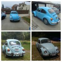 1973 Beetle -  Rustoleum Harbor Blue