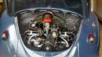 1953 engine VW Before