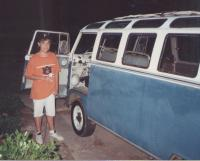 me and my '67 deluxe a million years ago