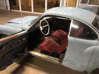 Custom Karmann Ghia Seats