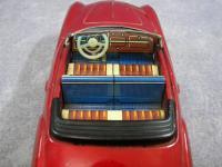 Karmann Ghia And T3 Notchback Convertible Tin Toy Cars