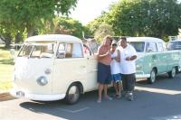 Some of the Gang from the 2004 Hawaii VW Club Of Hawaii Car Show