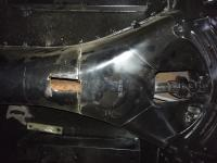 e brake cable replacement