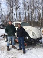 First Beetle photos