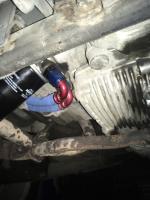 oil cooler fittings