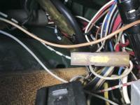 1971 Squareback wiring