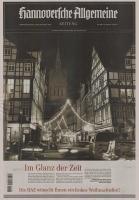 2017 christmas issue of Hannoversche Allgemeine Zeitung