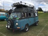 Southeastern Bay Window Rally at Bug Jam 2017