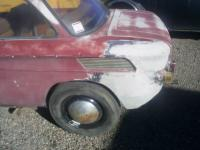 VW powered NSU gets body work