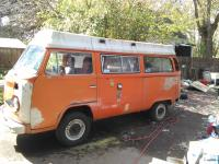 68 to 79 VW Bus +