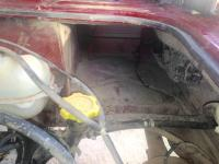 Auxiliary Batteries in Engine Compartment