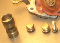 Dellorto Choke valve