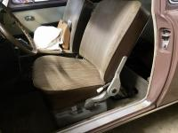 Type 3 Seat Recliner Installed