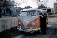 15 Window Deluxe SWR BG Rhode Island Vintage Photo