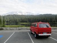 Syncro at Mt. Rainier
