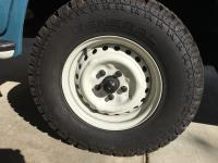 Double Cab General Grabber AT tires