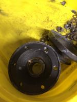 IRS flange and clip