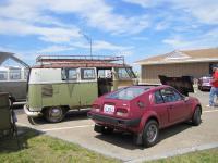 '61 Mango at Nantasket beach car show
