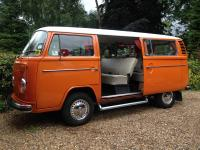 1976 VW Type 2 T2b 8 seater deluxe microbus, Type 4 engine