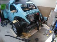 Turbo mid engine K20