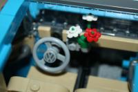Lego VW Budvase attempt