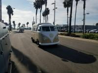 New Year's VW Cruise San Diego