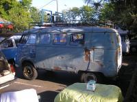 Jake's Meat Head Bus