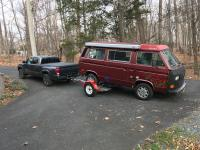 Big-Red Towed