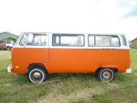 Sunny the VW Bus