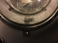 Hella headlights from my April 1955 oval