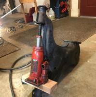 removing rear bushings