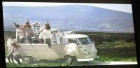 VWs from James Bond movies