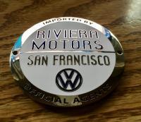 Riviera Motors badge