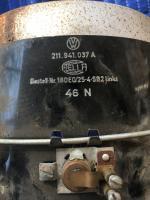 VW Hella Original Headlight Assemblies