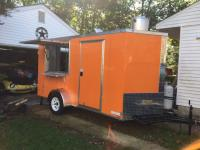 My Food trailer and my Bug