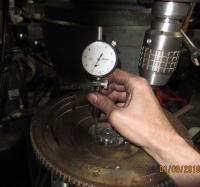 Fixing crank dowel pins