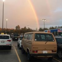 rainbows and syncros