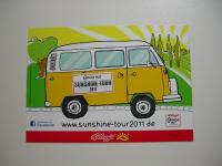 Sunshine-Tour 2011