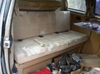 86 Weekender Interior Rear Upholstery