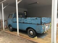 Blue as my fingers (paint removal) 1959 Single Cab