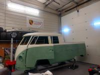 59 Double Cab restoration