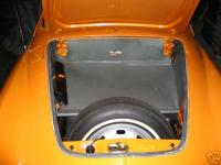 Trunk Liner with Tool Box