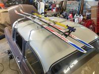 NOS Ski Racks from VW.