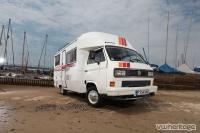 1989 VW t3 tischer XL65 long wheel base coachbuilt camper